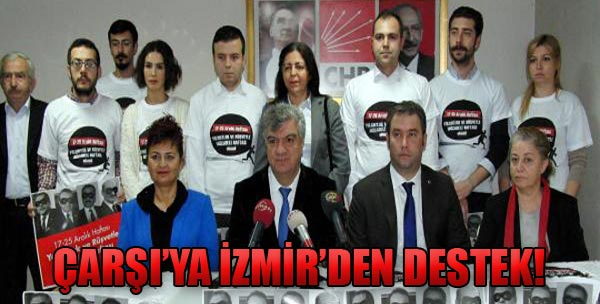 CHP İzmir'den Yolsuzlukla Mücadele Haftası