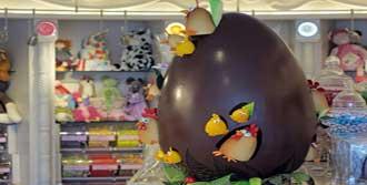 Bin Dolarlık Paskalya Yumurtası