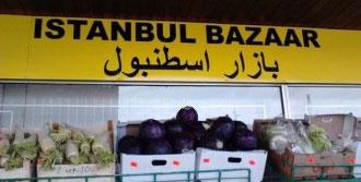 Danimarka'da İsrail Hurması Satan Markete Tehdit