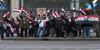 Erdoğan'a Budapeşte'de Protesto!