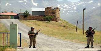 Van'da Karakol Kapatıldı
