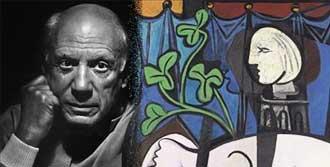 'Picasso'nun Metresi' Satıldı