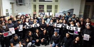 Latin Amerika 'Şiddet Ve Tecavüze' Karşı