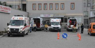 Çorum'da Kaza: 3'ü Ağır, 6 Yaralı