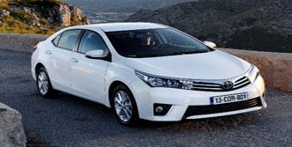 Yeni Corolla Türkiye'de Üretildi