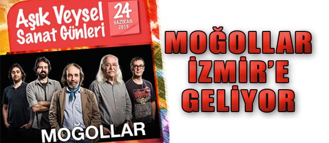 Moğollar İzmir'e Geliyor