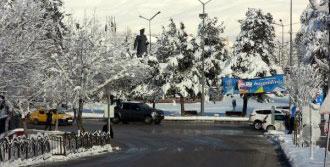'1480 Köy Yolu Ulaşıma Kapandı'