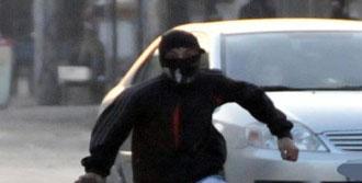 Polise Molotofkokteyli Atanlara Hapis Cezası