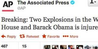 Sahte Tweet ABD'yi Karıştırdı