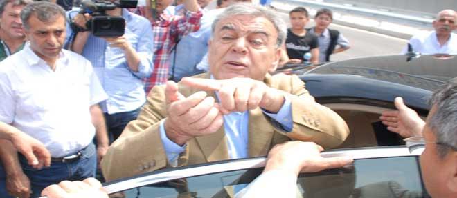 Kocaoğlu'na Şok Protesto