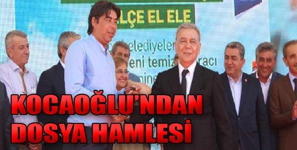 Belediyeler Ankara'ya Dosya Hazırlayacak