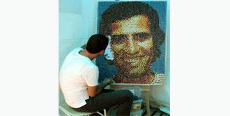 16 Bin Raptiyeyle Kemal Sunal Portresi