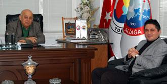 Başkan Acar'dan ALTO'ya Ziyaret