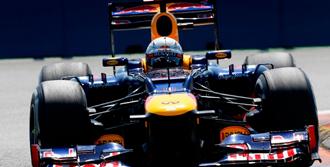 İspanya'da İlk Cep Vettel'in