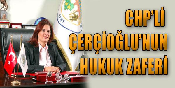 CHP'li Özlem Çerçioğlu'nun Hukuk Zaferi