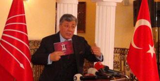 CHP'li Balbay Projelerini Açıkladı