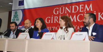 Eskişehir'de Girişimcilik Paneli