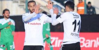 Sivas Belediyespor-Beşiktaş Soyunma Odaları