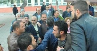CHP Keşan'da Gerginlik