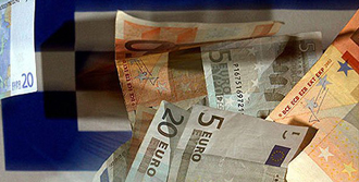 Yunanistan'ın Kamu Borcu 280 Milyara Düştü
