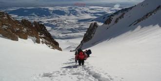 Erciyes Kış Tırmanışı Başlıyor