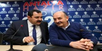 Antalya Uyuşturucu ile Mücadele Ediyor