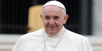 Papa'dan Yoksullara Yardım