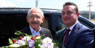 Kılıçdaroğlu'na Meşaleli Karşılama