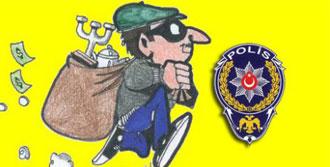 Hırsızlar Emniyete Dadandı