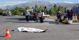71 Yaşındaki Gurbetçi Motosikletiyle Ölüme Gitti