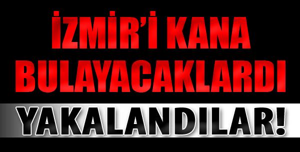 İzmir'de Eylem Hazırlığındaki 11 Kişi Yakalandı
