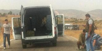 PKK'nın Yola Tuzakladığı Mayın İmha Edildi