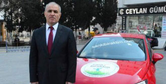 Sigara Bilinci İçin Otomobilli Kampanya