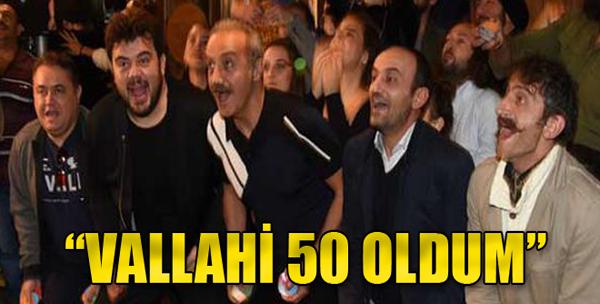 Erdoğan Yeni Yaşını Kutladı