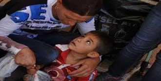Suriyelilere Uyarı Ateşi İddiası