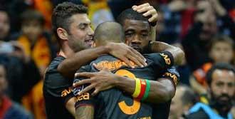 Galatasaray: 3 - Eskişehirspor: 0
