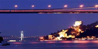 'İstanbul'da Gizlice Buluştular'