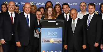 Turkcell T40 Satışta