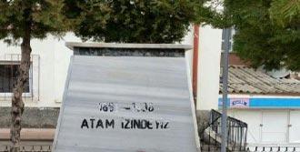 Atatürk Büstünü Çaldılar