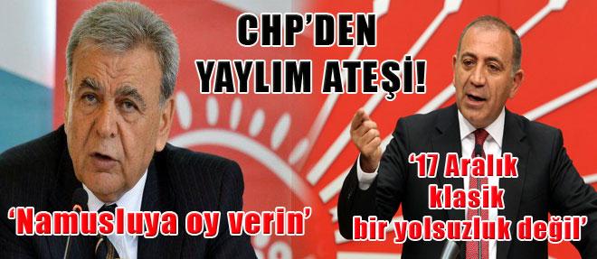 Proje Tanıtımında AK Parti'ye Yüklendi!