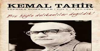 Kemal Tahir'in İzinde