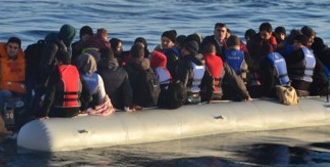 İzmir'de 175 Göçmen Yakalandı