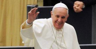 Papa'dan Ukrayna Açıklaması