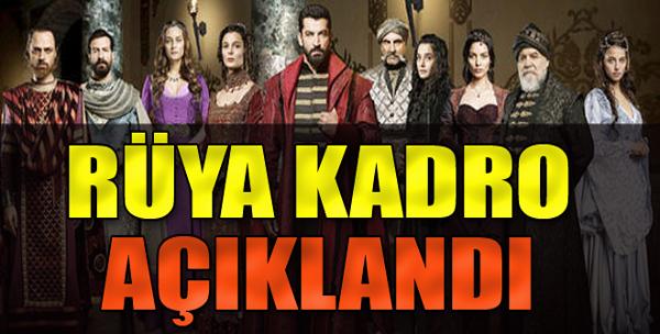 İşte 'Mehmed Bir Cihan Fatihi' Dizisinin Oyuncuları