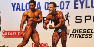 Vücutta Şampiyonlar Şampiyonu Kocatürk