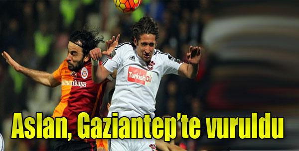 Galatasaray'da Puan Kaybı Bitmiyor