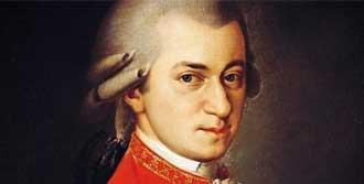 Mozart'ın Orijinal Portresi Bulundu