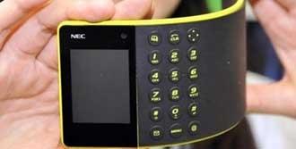 Jilet İnceliğinde  Telefon