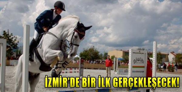 İzmir'de Bir İlk!