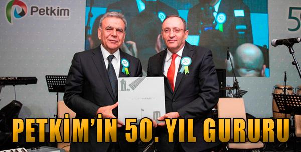 Petkim'in 50.Yıl Gururu